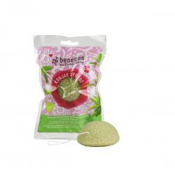 Konjac spons green tea