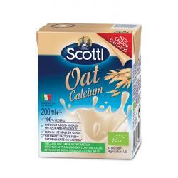 Oat drink calcium