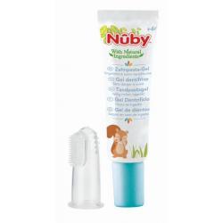 Citroganix tand-en vleesgel & vingertandenborstel
