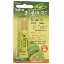Australian tea tree lip balsem