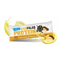 Raw paleo bar protein banaan