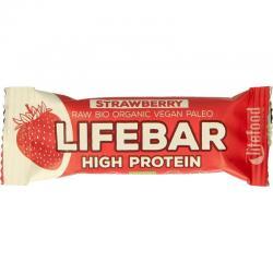 Lifebar aardbei bio