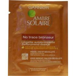 Ambre solaire no trace bronzer wipes