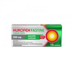 Fastine liquid caps 200 mg