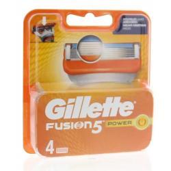 Fusion 5 power mesjes