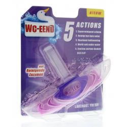 Toiletblok 5-actions lavendel fresh