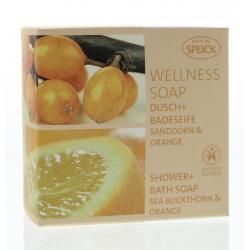 Wellness zeep duindoorn & sinaasappel