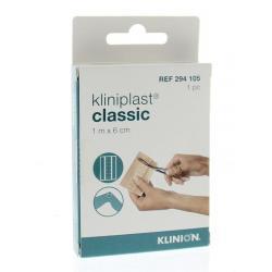 Kliniplast ready pleister 1X6CM 2941056