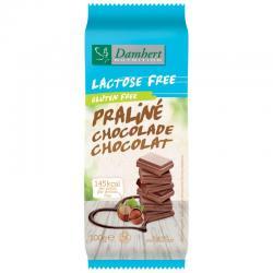 Chocoladetablet praline lactosevrij