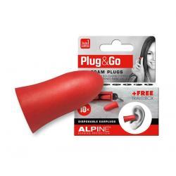 Plug & go rood