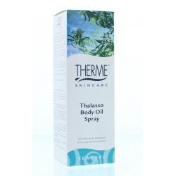 Body oil thalasso