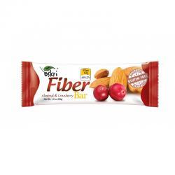 Fiber bar amandel cranberry