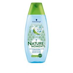 Nature moments shampoo coconut water