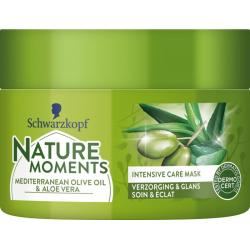 Nature Moments masker Mediter olive oil & aloevera