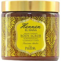 Argan therapy tunisian amber body scrub