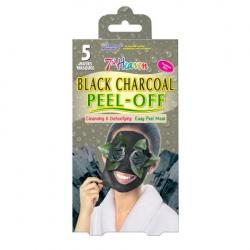 7th Heaven black charcoal peel-off multipack