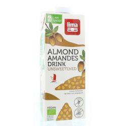 Amandel drink suikervrij bio