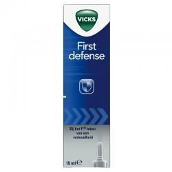 First defense neusspray