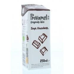 Drink soja chocolade