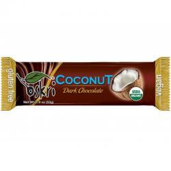 Kokosnootreep chocolade
