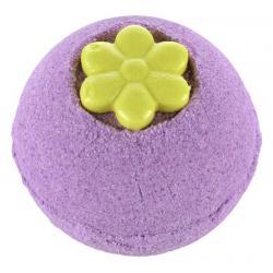 Bath ball flower power