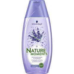 Nature Moments shampoo Provence herbs & lavender