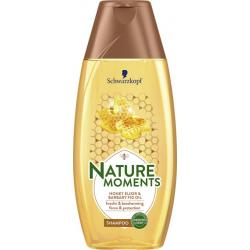 Nature Moments Shampoo Honey Elixir&Barbary Fig