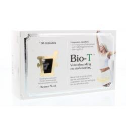 Bio T slank in 3 stappen