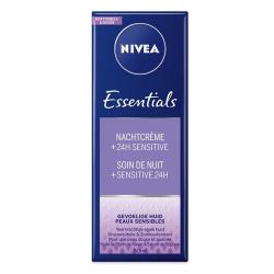 Essentials nachtcreme sensitive