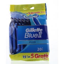 BlueII plus mesjes