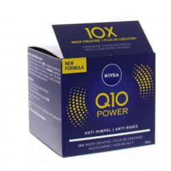 Visage anti-rimpel nachtcreme Q10+