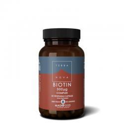 Biotin 300 mcg complex