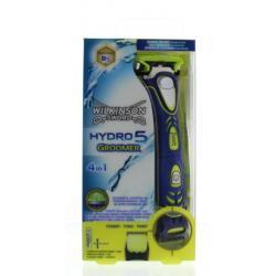 Hydro 5 groomer apparaat
