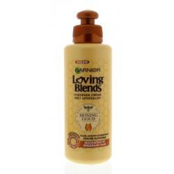 Loving blends leave in honing
