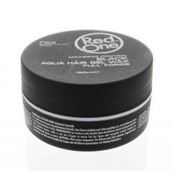 Haarwax aqua black