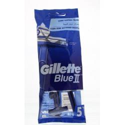 Blue II wegwerpmesjes