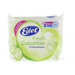 Vochtig toiletpapier fresh cucumber