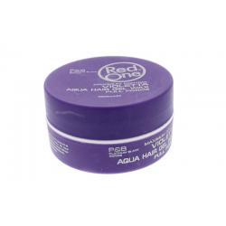 Haarwax aqua purple