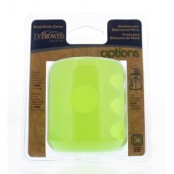 Flesbeschermer lime 150 ml brede hals