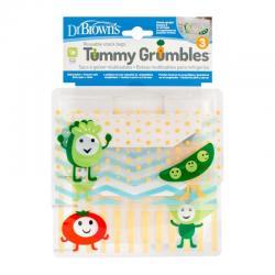Tummy grumbles snackzakjes