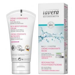 Basis Sensitiv rich moisturising cream F-D
