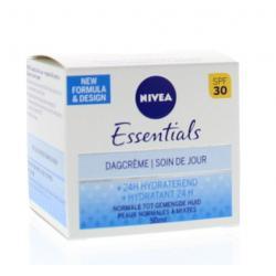 Essentials hydraterende dagcreme norm/gev SPF30