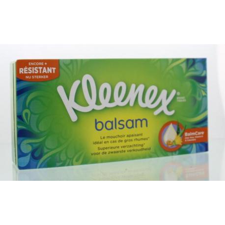 Balsem tissue box