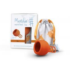 Menstruatiecup fox oranje