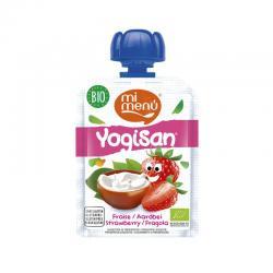 Drink yoghurt aardbei