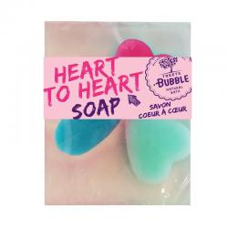 Soap heart to heart