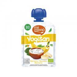 Drink yoghurt banaan