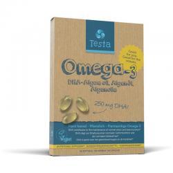 Omega 3 algenolie DHA 250 mg