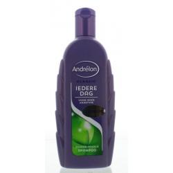 Shampoo iedere dag