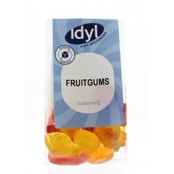 Fruitgums suikervrij